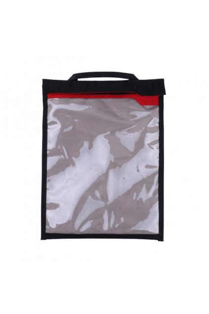 Faraday Bag with window front 600x600
