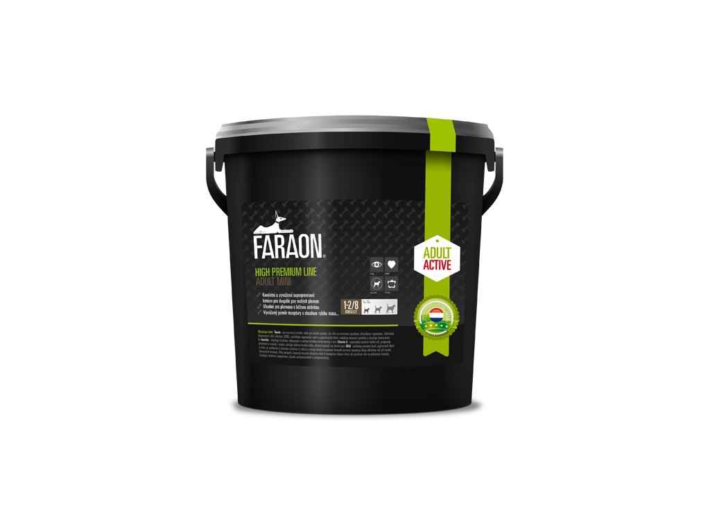 faraon high premium adult mini 10kg 122 1
