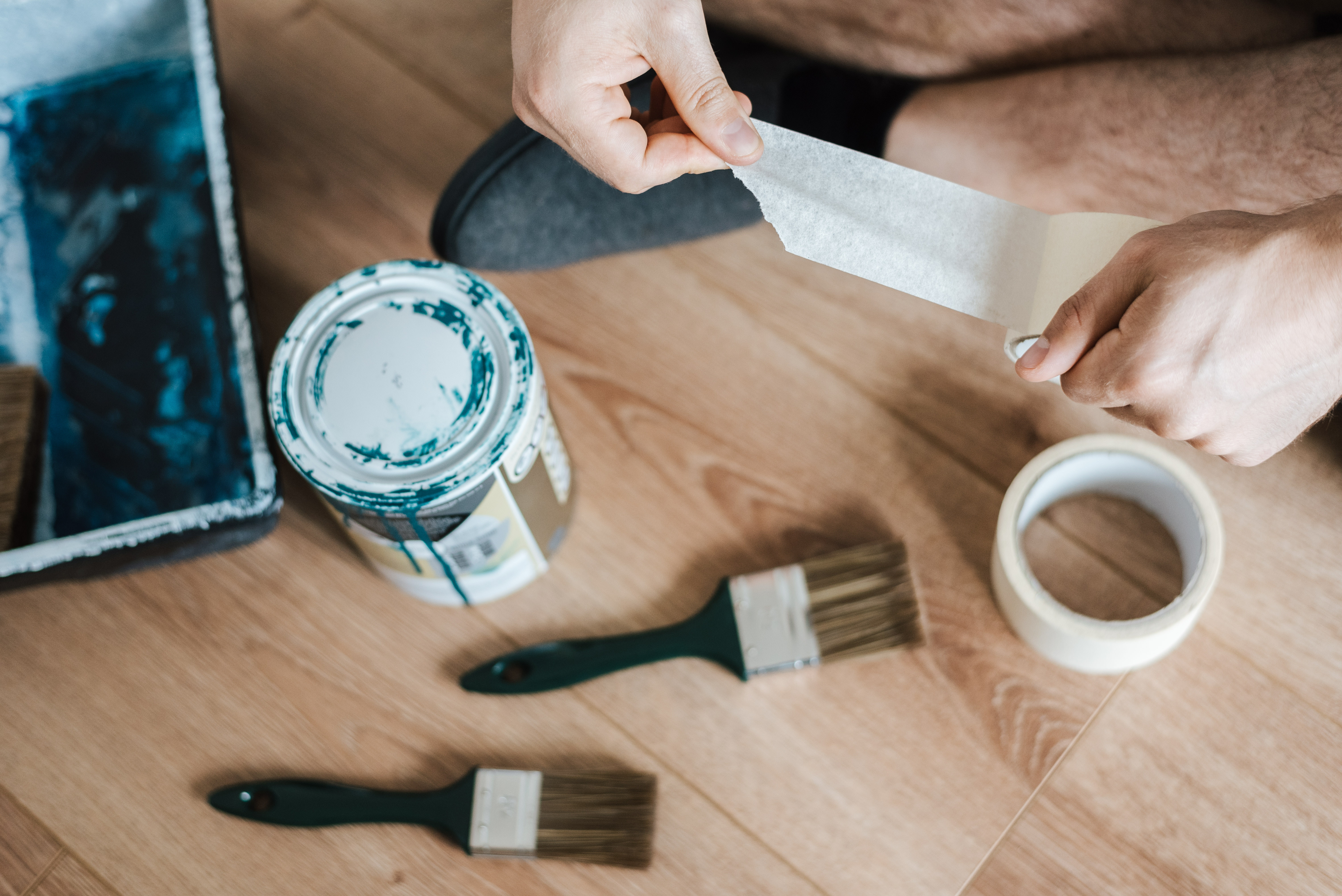 Ako na opravu aúdržbu drevenej podlahy, aby bola nesmrteľná?