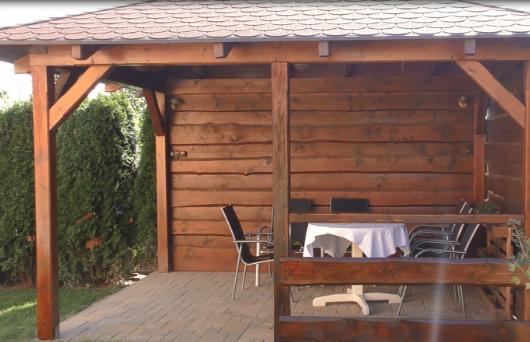 Ako na renováciu drevenej pergoly?