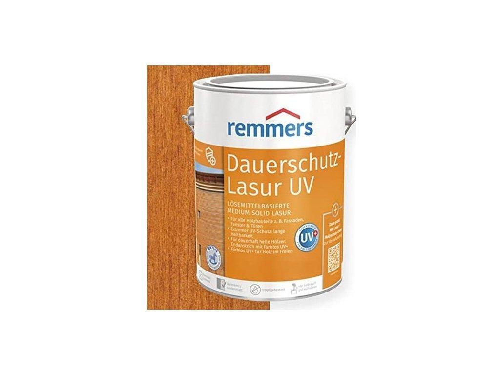 Dauerschutz Lasur UV (predtým Langzeit Lasur UV) 2,5L teak-teakové drevo 2251