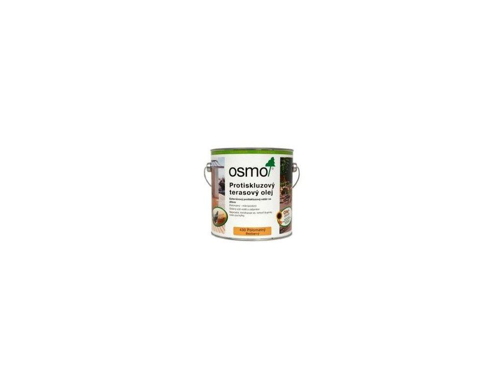 Osmo Protišmykový terasový olej 25L 430 bezfarebný  + darček v hodnote až 7,5 EUR