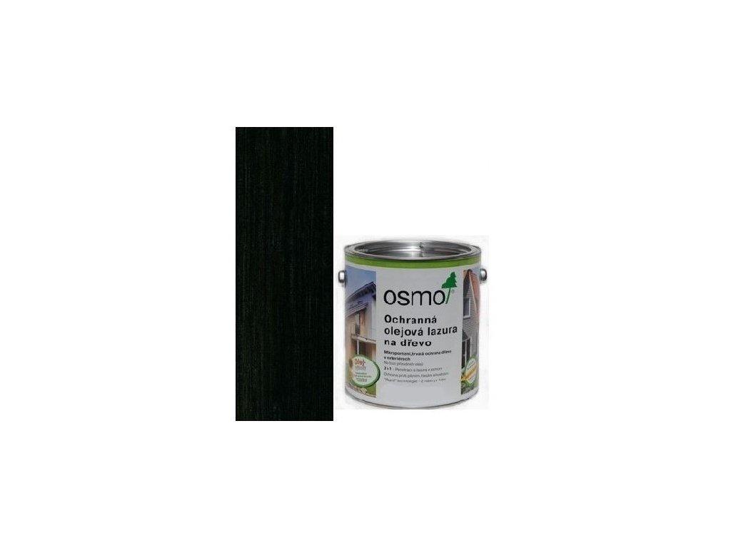 Osmo Ochranná olejová lazúra 0,75L 712 ebenové drevo