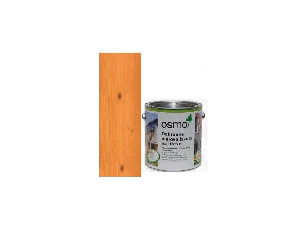 Osmo Ochranná olejová lazúra 0,75L 731 oregon pínie