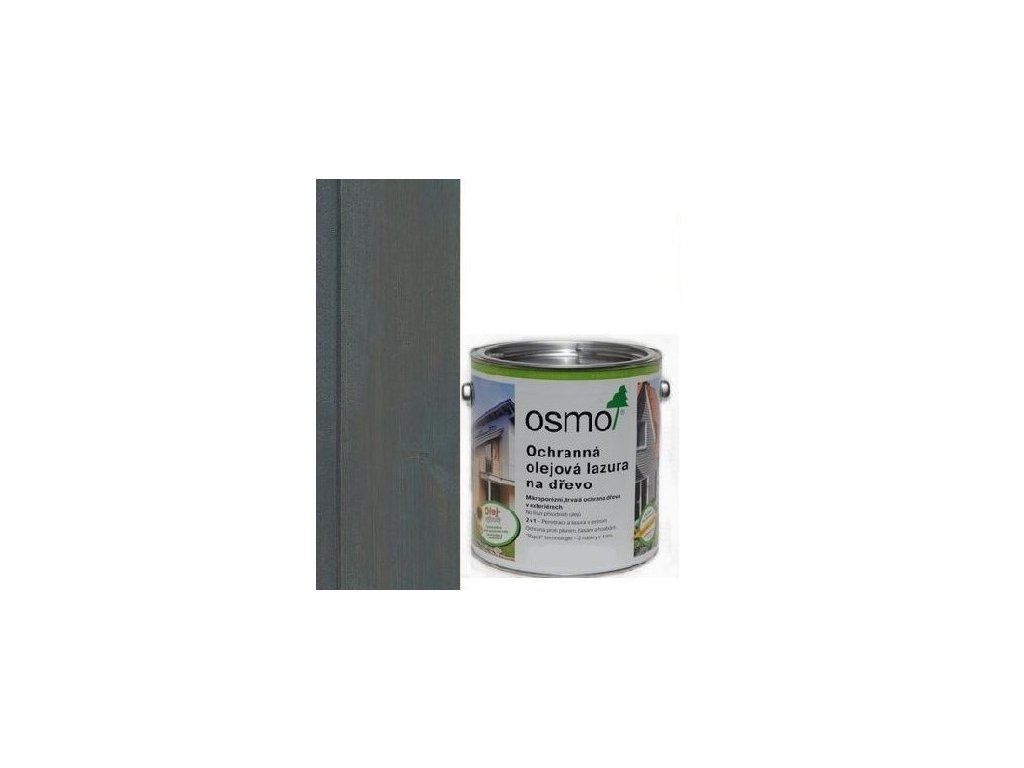 Osmo Ochranná olejová lazúra 0,75L 905 patina