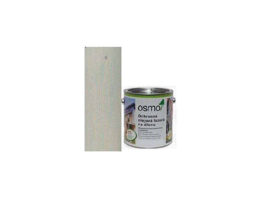 Osmo Ochranná olejová lazúra 0,75L 906 perleťovo šedá