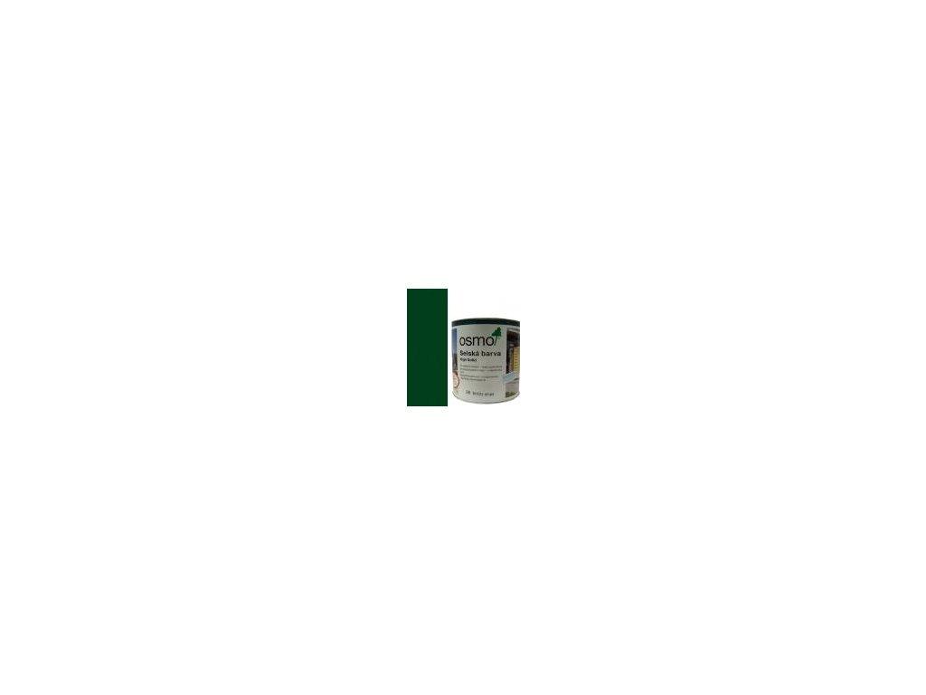 Osmo Sedliacka farba 25L 2404 jedľovo zelená  + darček v hodnote až 7,5 EUR