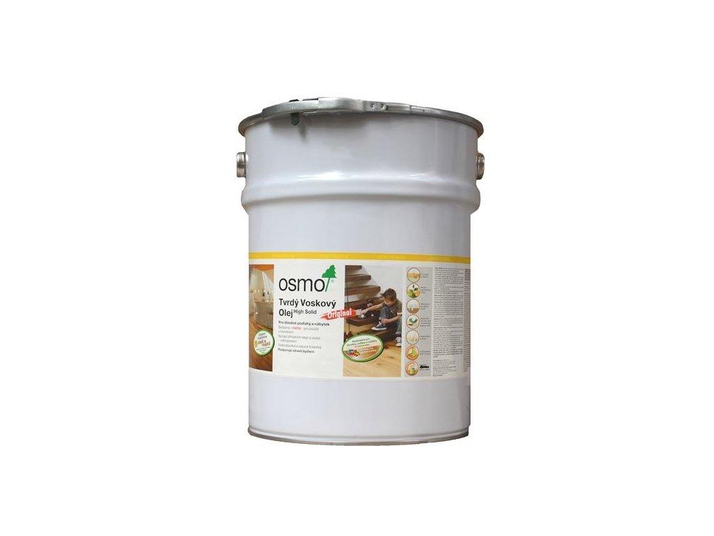 Osmo Tvrdý voskový olej SILNO protišmykový 10L 3089 Bezfarebný  + darček v hodnote až 7,5 EUR