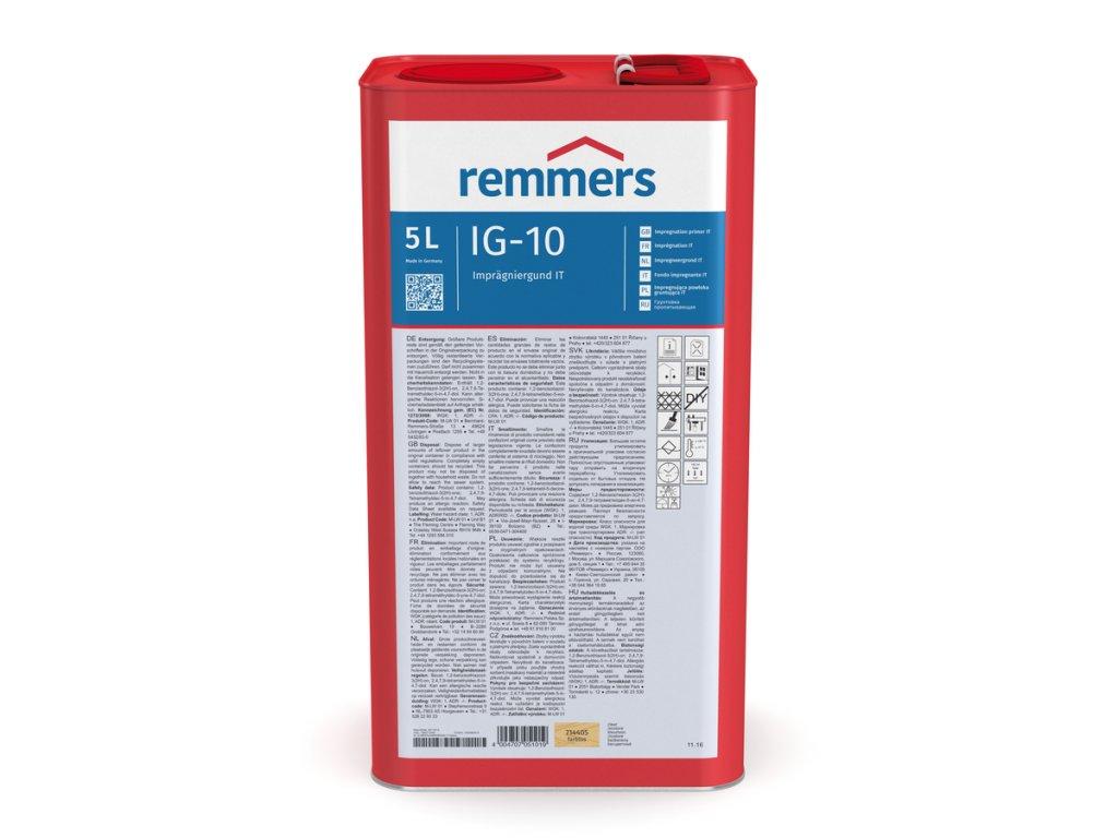 Imprägniergrund IG-10 IT(predtým Imprägniergrund Plus nebo Imprägniergrund GN) 10L  + darček v hodnote až 7,5 EUR