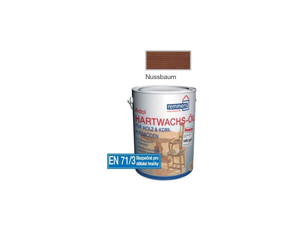 Remmers Aidol Hartwachs-Öl Nussbaum 2,5l