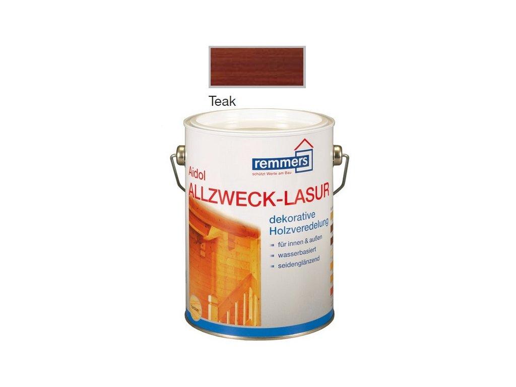 Remmers Allzweck-Lasur 5l Teak  + darček podľa vlastného výberu