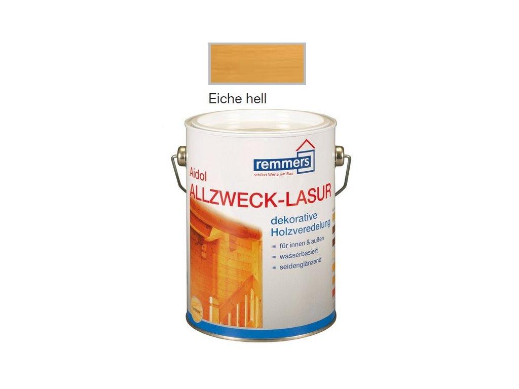 Remmers Allzweck-Lasur 5l Eiche hell  + darček podľa vlastného výberu