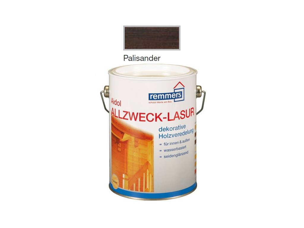 Remmers Allzweck-Lasur 5l Palisander  + darček podľa vlastného výberu