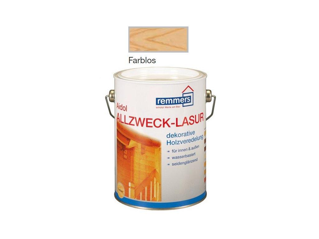 Remmers Allzweck-Lasur 5l Farblos / bezfarebný  + darček podľa vlastného výberu