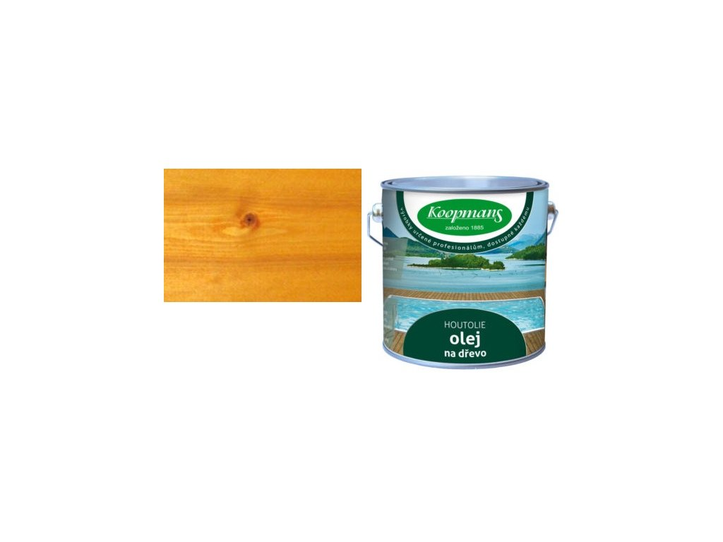 Koopmans HOUTOLIE 102 borovice stredomorská 20l  + darček v hodnote až 7,5 EUR