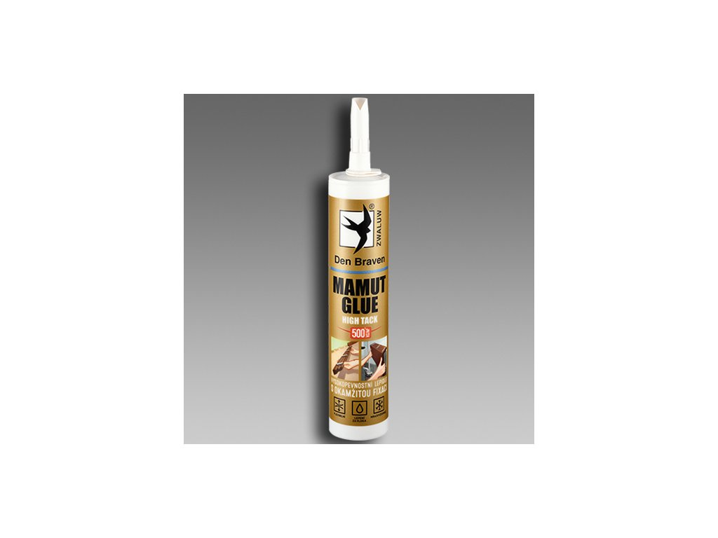 MAMUT GLUE (High tack) 290ml čierny