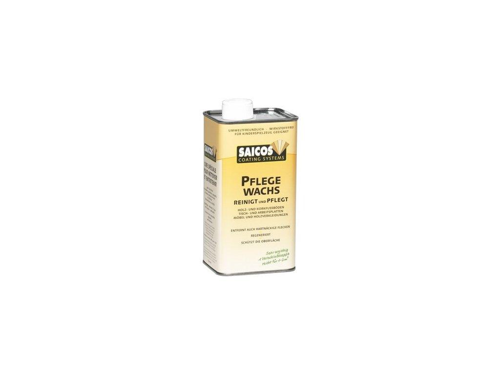 Saicos vosk na údržbu odtieň 8100 Bezfarebný 1 L