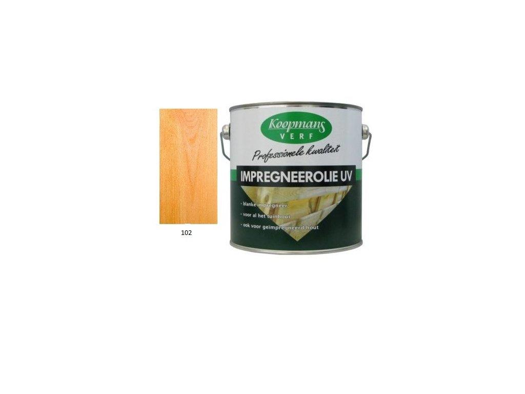 Koopmans Impregneerolie 20l 102  + darček v hodnote až 7,5 EUR