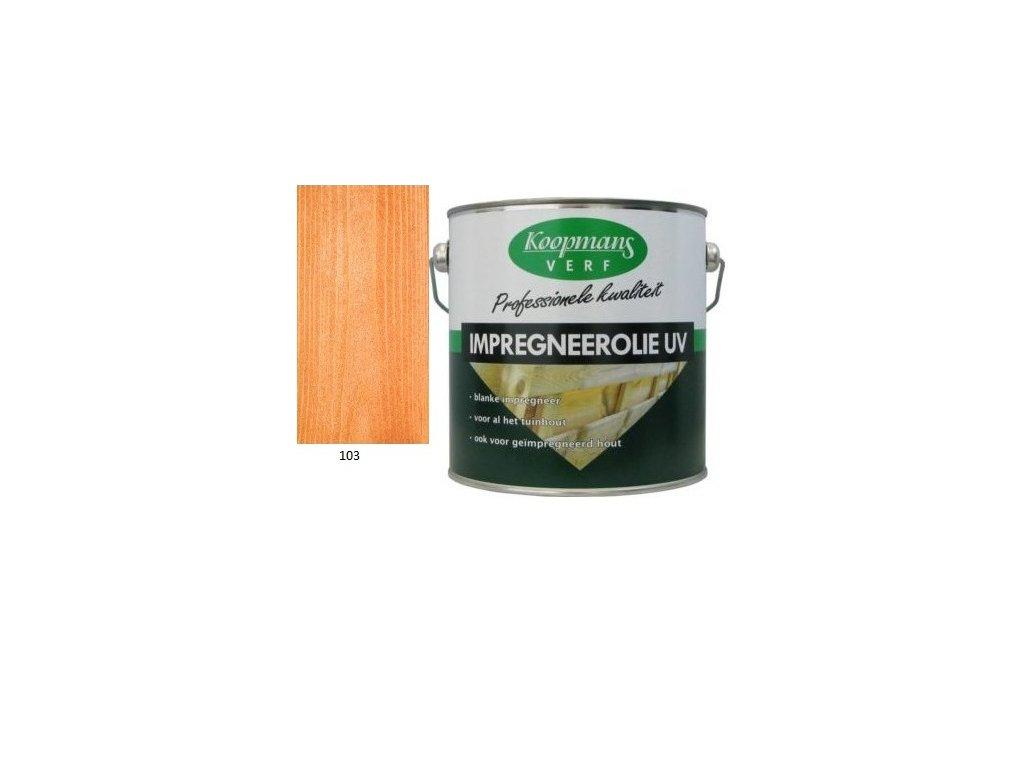 Koopmans Impregneerolie 5l 103  + darček v hodnote až 7,5 EUR