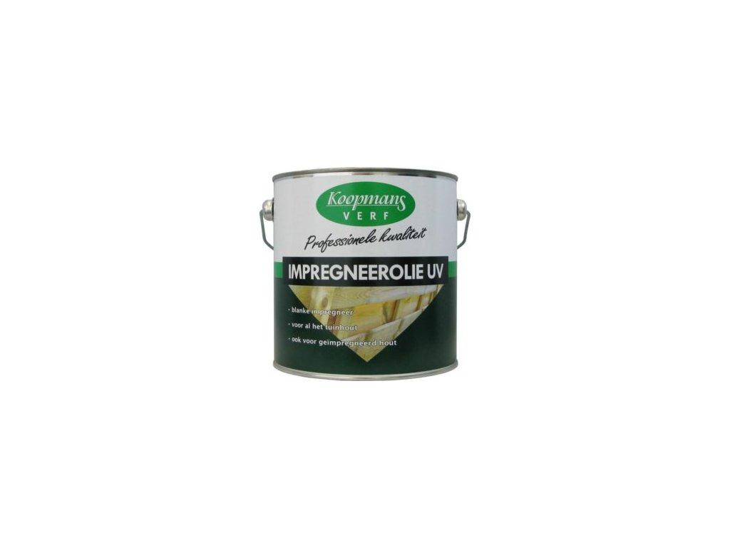 Koopmans Impregneerolie 2,5l bezfarebná UV