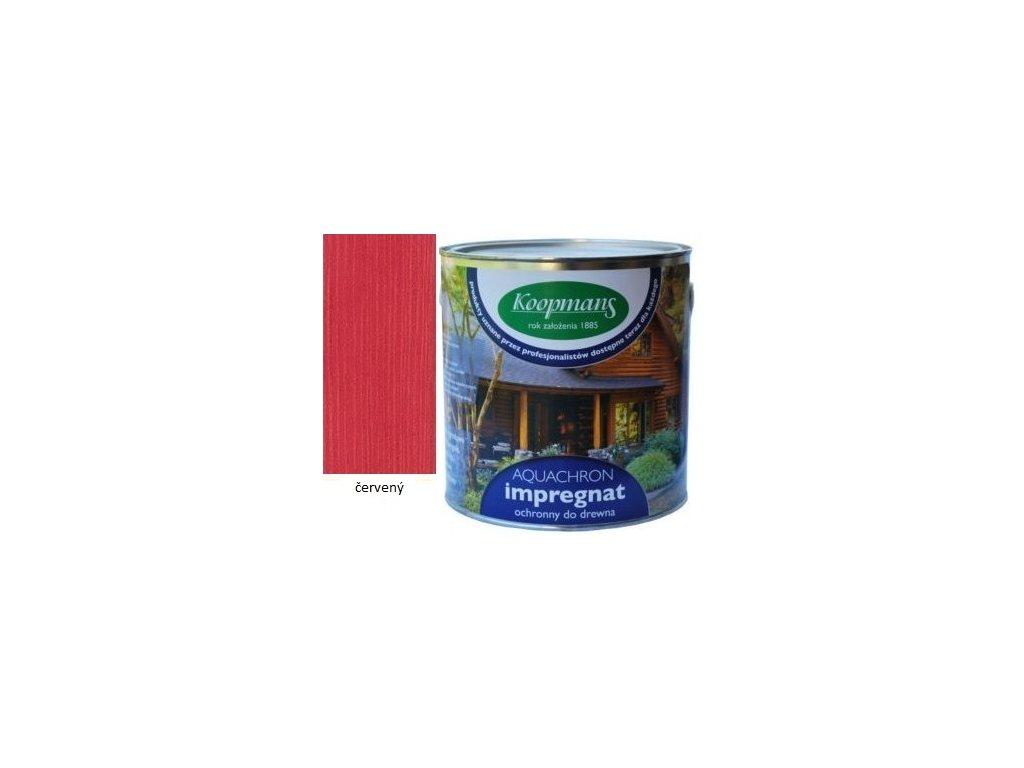 Koopmans Aquachron 5l červený  + darček podľa vlastného výberu