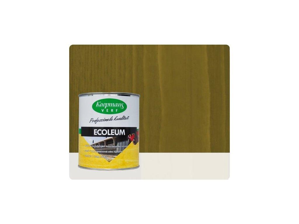 Koopmans ECOLEUM UV 218 zelený 1l