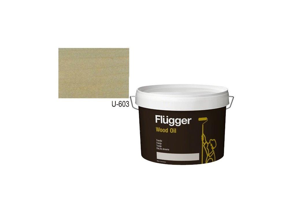 Flugger Wood Oil Aqua Predtym Olej Aqua 0 75l Odtien U603 Farby