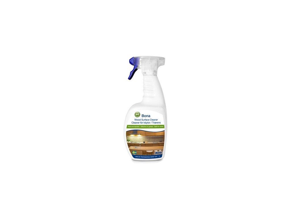 Bona Antibakteriální čistič dřevěných povrchů 1 l (Velikost balení 1 l)