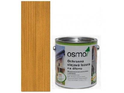Osmo Ochranná Olejová lazúra 0,75L 700 borovica