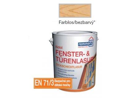 Remmers Fenster & Türen LAZÚRA 2,5l Farblos / bezfarebný