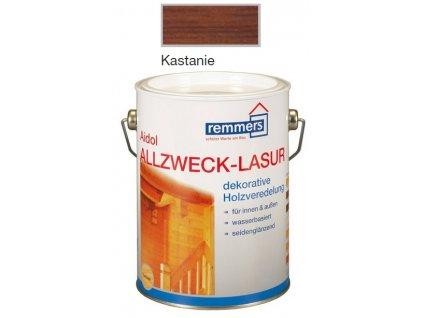 Remmers Allzweck-Lasur 5l Kastanie  + darček podľa vlastného výberu