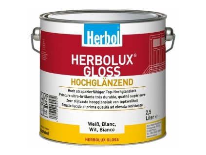 HERBOLUX GLOSS 2,5L  + darček podľa vlastného výberu