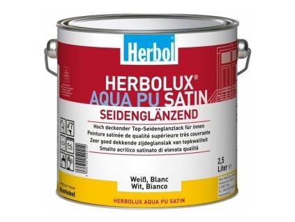 HERBOLUX AQUA PU-SATIN 2,5L  + darček podľa vlastného výberu