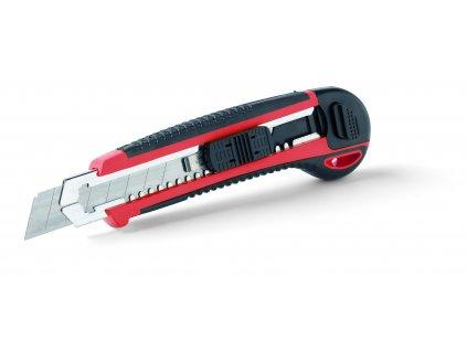 Nôž FORMOSA, 3 náhradné ostrie, 18 mm