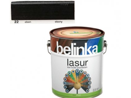 Belinka LASUR 22 eben 0,75 L