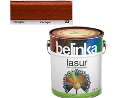 Belinka LASUR 23 mahagón 0,75 L