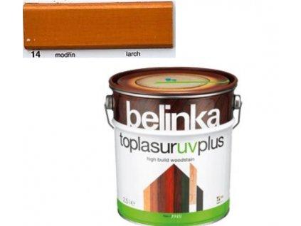 Belinka Toplasur UV PLUS 14 smrekovec 0,75 L
