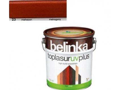 Belinka Toplasur UV PLUS 23 mahagón 0,75 L