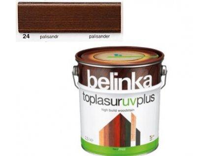 Belinka Toplasur UV PLUS 24 palisander 0,75 L