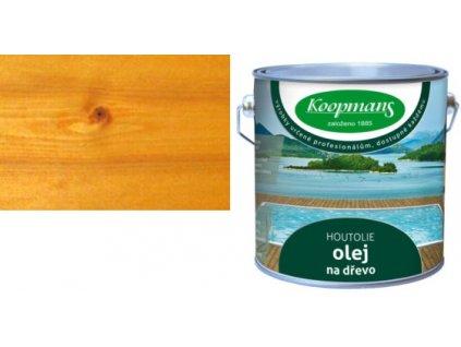 Koopmans HOUTOLIE 102 borovice stredomorská 2,5l