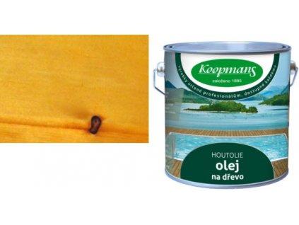 Koopmans HOUTOLIE 101 borovica limbová 2,5l