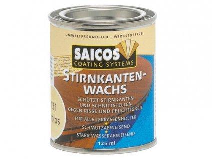 Saicos vosk na hrany odtieň 8131 Bezfarebný 0,75 L  + darček v hodnote až 7,5 EUR