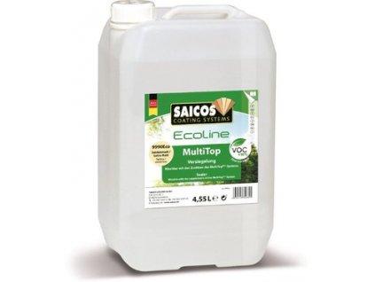 Saicos Multitop - vrchný lak na podl. ULTRA MAT 9980 4,55 litra  + darček v hodnote až 7,5 EUR
