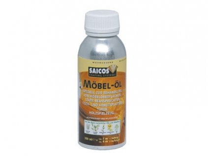 Saicos Olej na nábytok 0,3 L