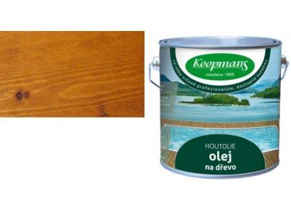 Koopmans HOUTOLIE 111 teak prírodné 5l  + darček v hodnote až 7,5 EUR