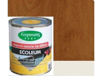 Koopmans ECOLEUM UV 213 teak 10l  + darček v hodnote až 7,5 EUR
