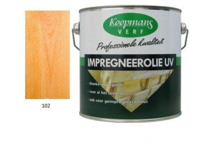 Koopmans Impregneerolie 2,5l 102