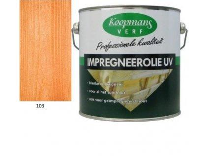 Koopmans Impregneerolie 2,5l 103