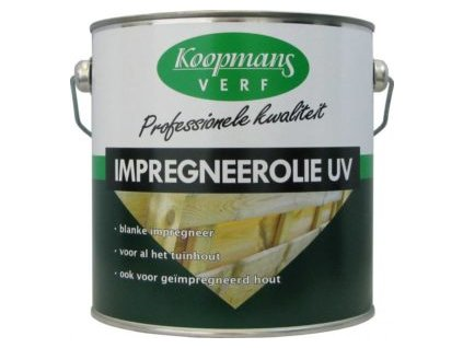 Koopmans Impregneerolie 5l bezfarebná UV  + darček v hodnote až 7,5 EUR