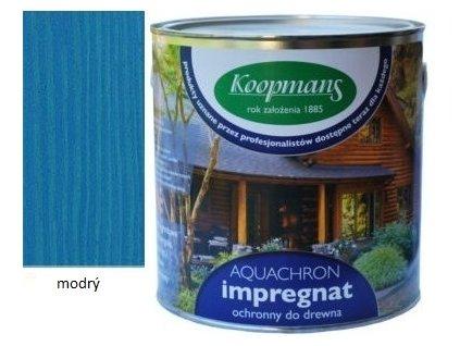 Koopmans Aquachron 5l modrý  + darček podľa vlastného výberu